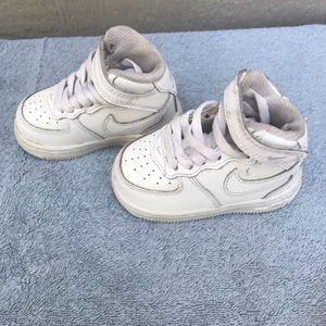 Nike baby high tops